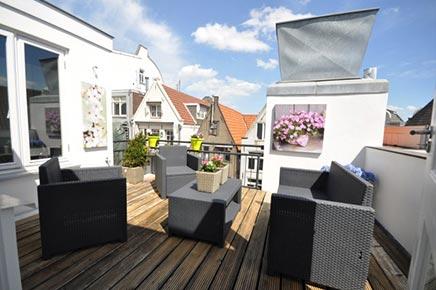 3-Zimmer Wohnung unter Denkmalschutz stehenden Gebäude Amsterdam
