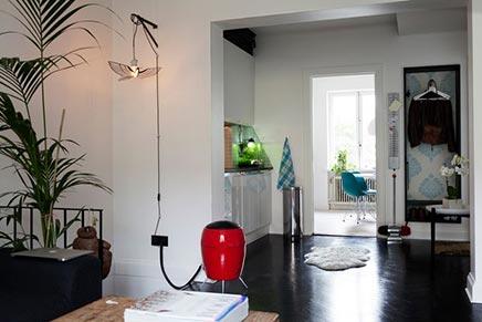 30er Jahre Wohnzimmer aus Schweden