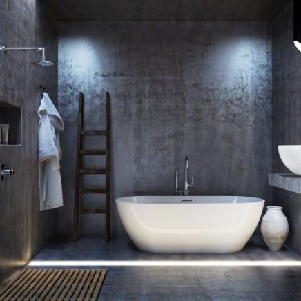 3d-minimalistische badezimmer designs | wohnideen einrichten
