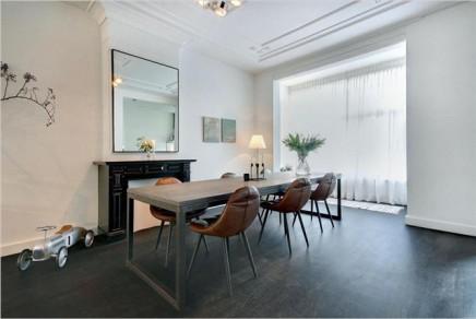 Amsterdam typischen Wohnzimmer