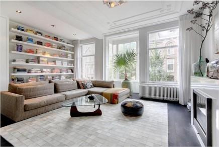 Amsterdam-typischen-wohnzimmer