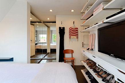 Authentisch Deich Haus mit einem modernen Innenraum (15)