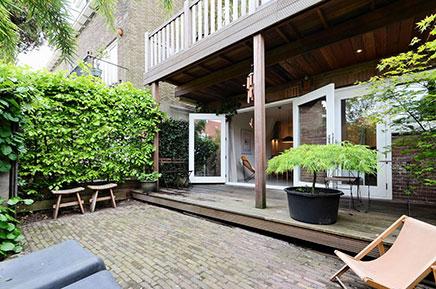 Authentisch Deich Haus mit einem modernen Innenraum (20)