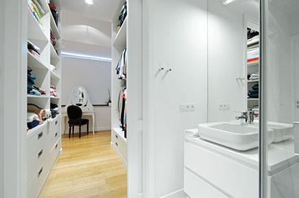 Begehbarer Kleiderschrank ein Luxus Penthouse | Wohnideen ...