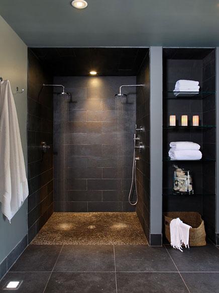 Doppel Dusche | Wohnideen einrichten