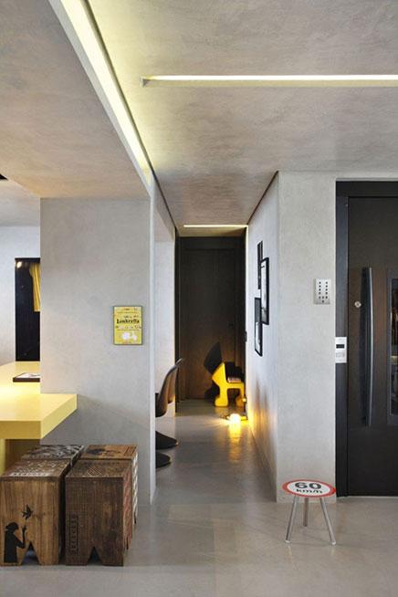 Hart Wohnung des Kaufmanns und DJ (11)