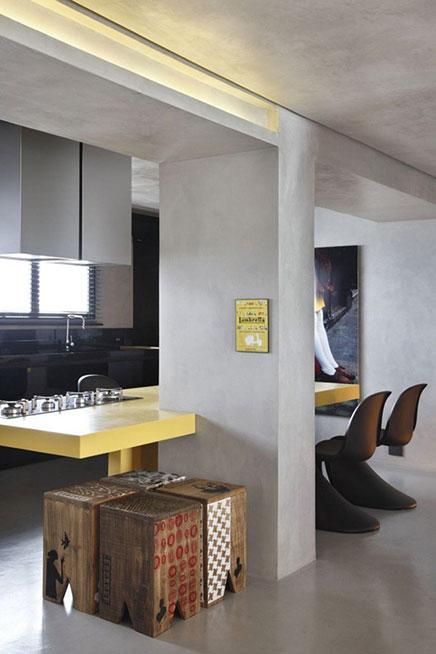 Hart Wohnung des Kaufmanns und DJ (14)