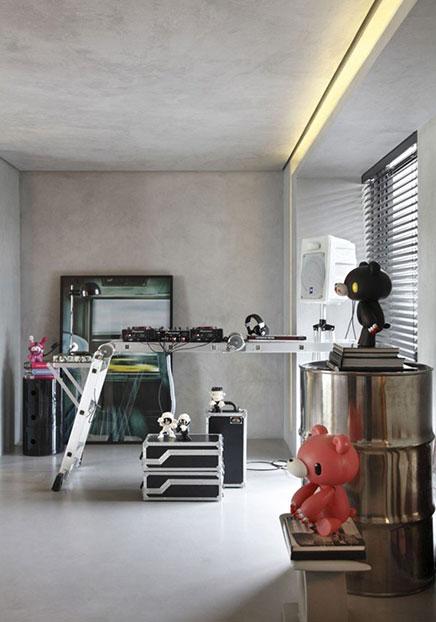 Hart Wohnung des Kaufmanns und DJ (9)