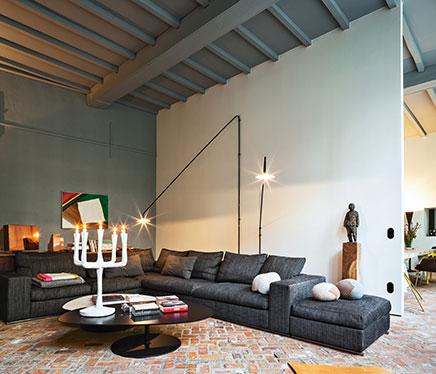 Haus und Kunstgalerie in einem
