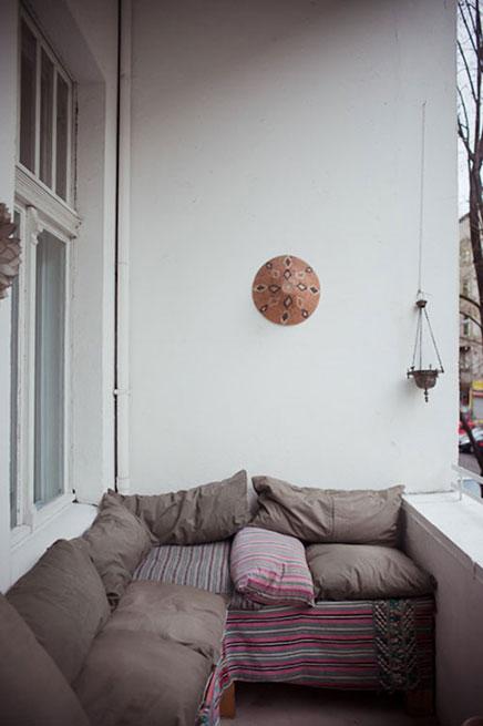 Kleinen Balkon von Tatjana Sprick