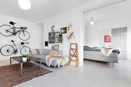 Kleines Offene wohnzimmer  (2)