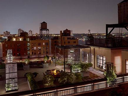 Luxus Dachterrasse Ideen aus New York (6)