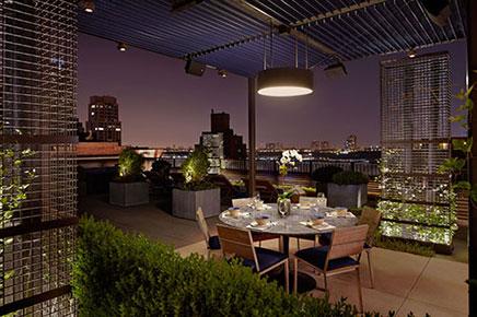 Luxus Dachterrasse Ideen aus New York (7)