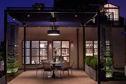 Luxus Dachterrasse Ideen aus New York (8)