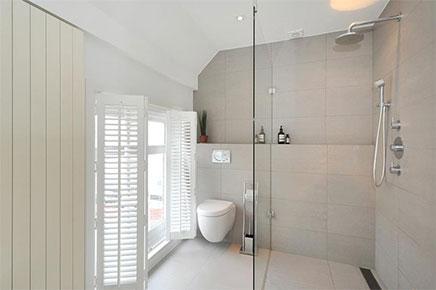 Luxus endet im Badezimmer im Obergeschoss Wohnung (2)