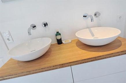 Luxus endet im Badezimmer im Obergeschoss Wohnung (3)