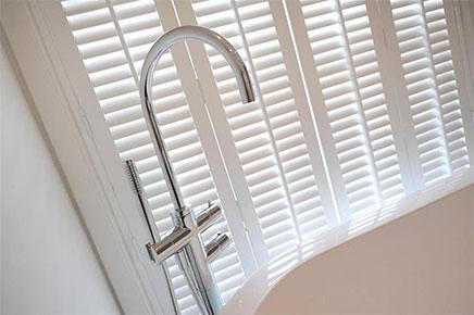 Luxus endet im Badezimmer im Obergeschoss Wohnung (4)