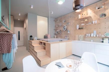 Moderne kleines Studio-Apartment von 30m2 (2)