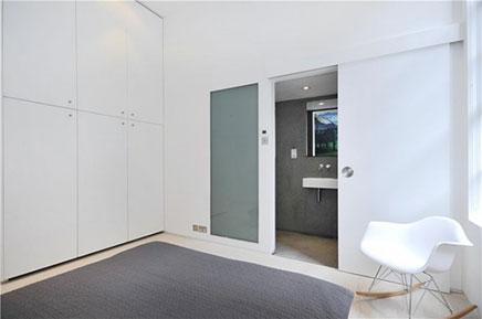 schlafzimmer alten lagerhaus wohnung in london wohnideen einrichten. Black Bedroom Furniture Sets. Home Design Ideas