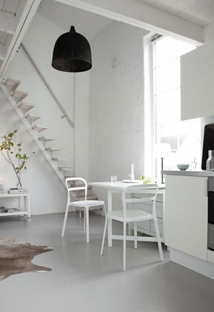 Wohnzimmer Ferienhaus von Stylist Daniella Witte