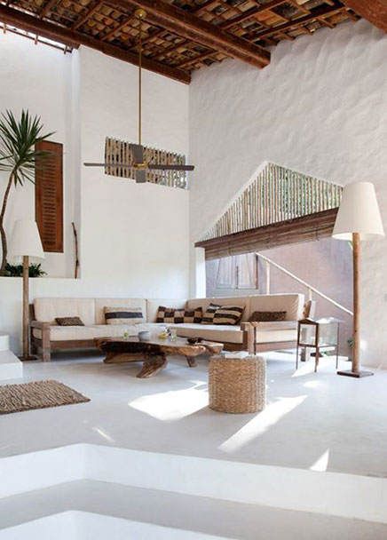 Afrikanische Atmosphäre zu Hause | Wohnideen einrichten