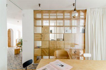 Underlayment In Badkamer : Architekten andrew und petya umzubauen eine wohnung zu ihrem büro