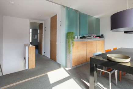 architekten maisonette in der innenstadt von rotterdam wohnideen einrichten. Black Bedroom Furniture Sets. Home Design Ideas