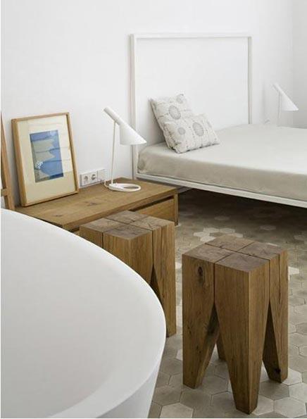 Authentic Schlafzimmer von Barcelona