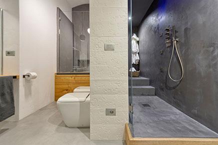 Beton De Badkamer : Badezimmer beton cire wohndesign