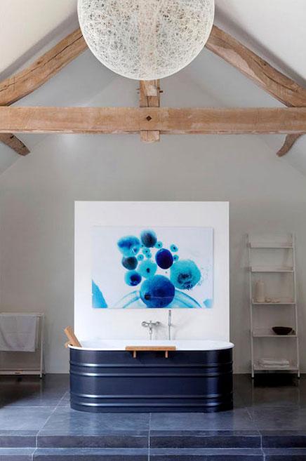Badezimmer des ch teau de la resle wohnideen einrichten - Badezimmer franzosisch ...