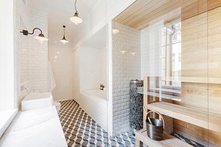 Badezimmer mit Sauna | Wohnideen einrichten