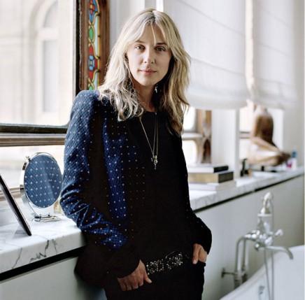 Badezimmer des schwedischen Ex-Model Cecilia Brönström