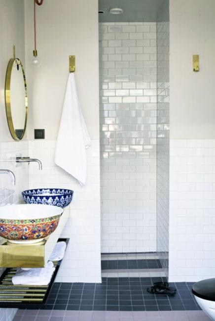 Badezimmer von Story Hotel