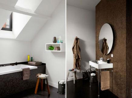 Badezimmer von Tenbosch House