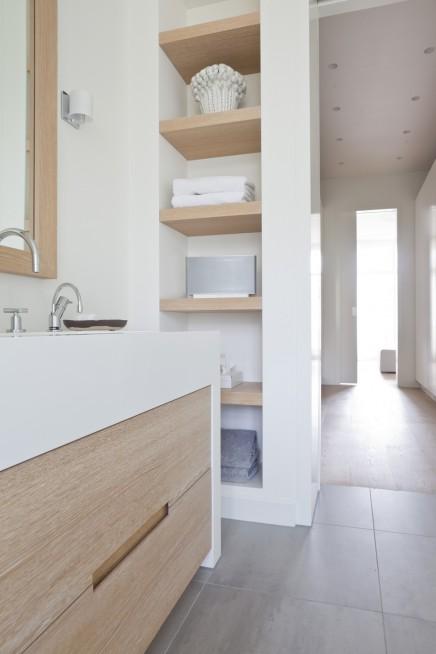 badezimmer einer mehr als hundert jahre alte herrenhaus wohnideen einrichten. Black Bedroom Furniture Sets. Home Design Ideas