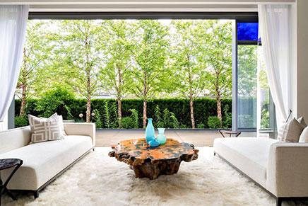 Balkon größer als Garten