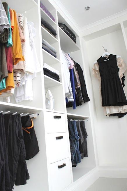 Begehbaren Kleiderschrank von Katrina aus Schweden