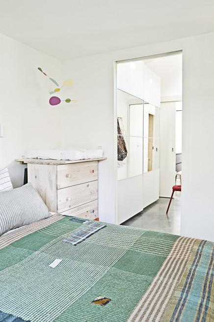 begehbarer kleiderschrank als ein durchgang zum badezimmer, Hause ideen