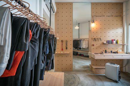 wohnideen minimalistischem kleiderschrank – goresoerd, Hause deko