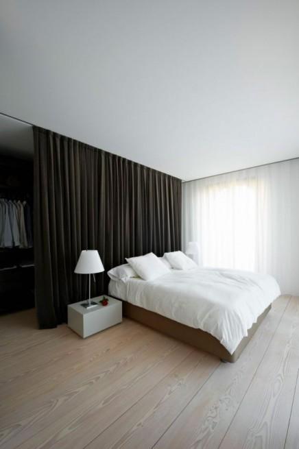 Häufig 10x begehbarer Kleiderschrank hinter dem Bett | Wohnideen einrichten QM31