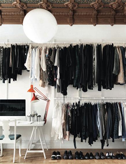 Ideen Für Begehbaren Kleiderschrank begehbarer kleiderschrank ideen interiorstylistin persson