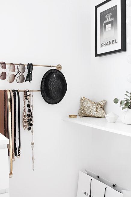 Ikea Küchen Ordnungssysteme ~ Günstige begehbarer Kleiderschrank? Machen Sie sich selbst!