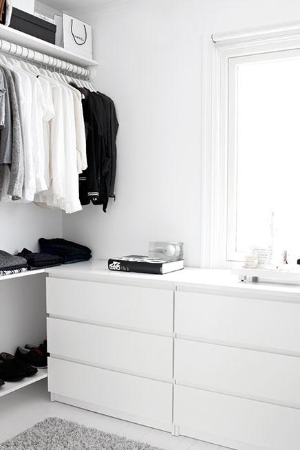 Begehbarer Kleiderschrank machen