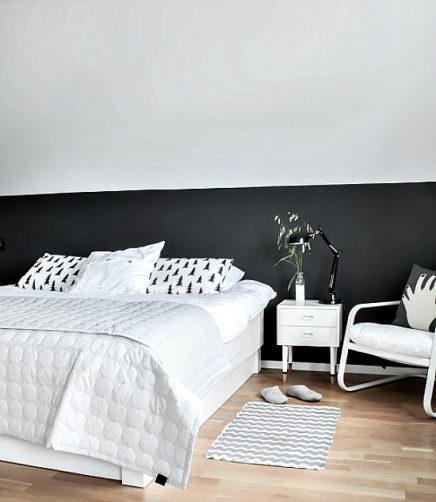 Begehbarer Kleiderschrank Mit Schrägen Wand Von Marcela