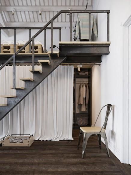 begehbarer-kleiderschrank-unter-mezzanine
