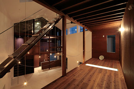 Besondere Wohnbedürfnisse von einem japanischen Paar