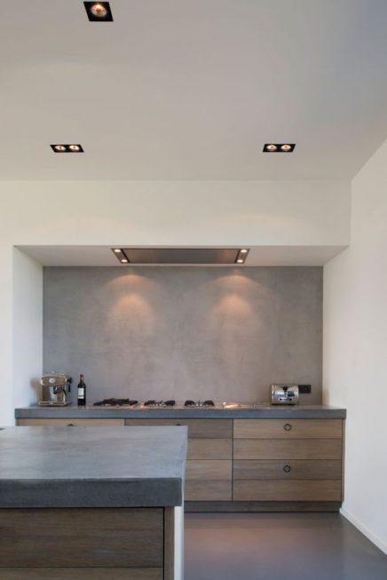 Betonstuc Wand | Wohnideen einrichten