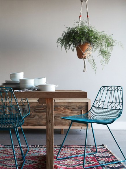 blaue-stuhle