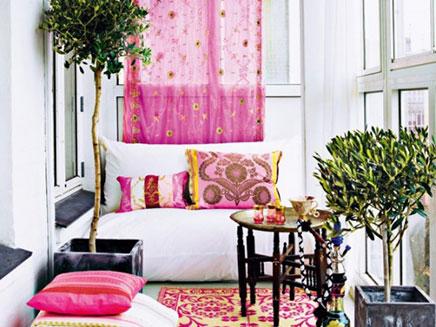 bohemian balkon ideen wohnideen einrichten. Black Bedroom Furniture Sets. Home Design Ideas