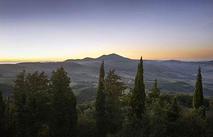 Boutique Hotel Monteverdi Tuscany